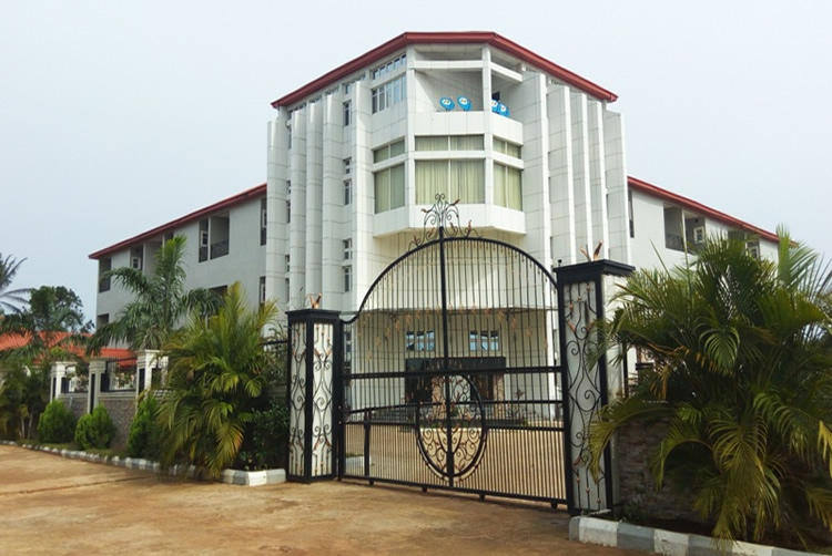 The Nnewi Hotel Building
